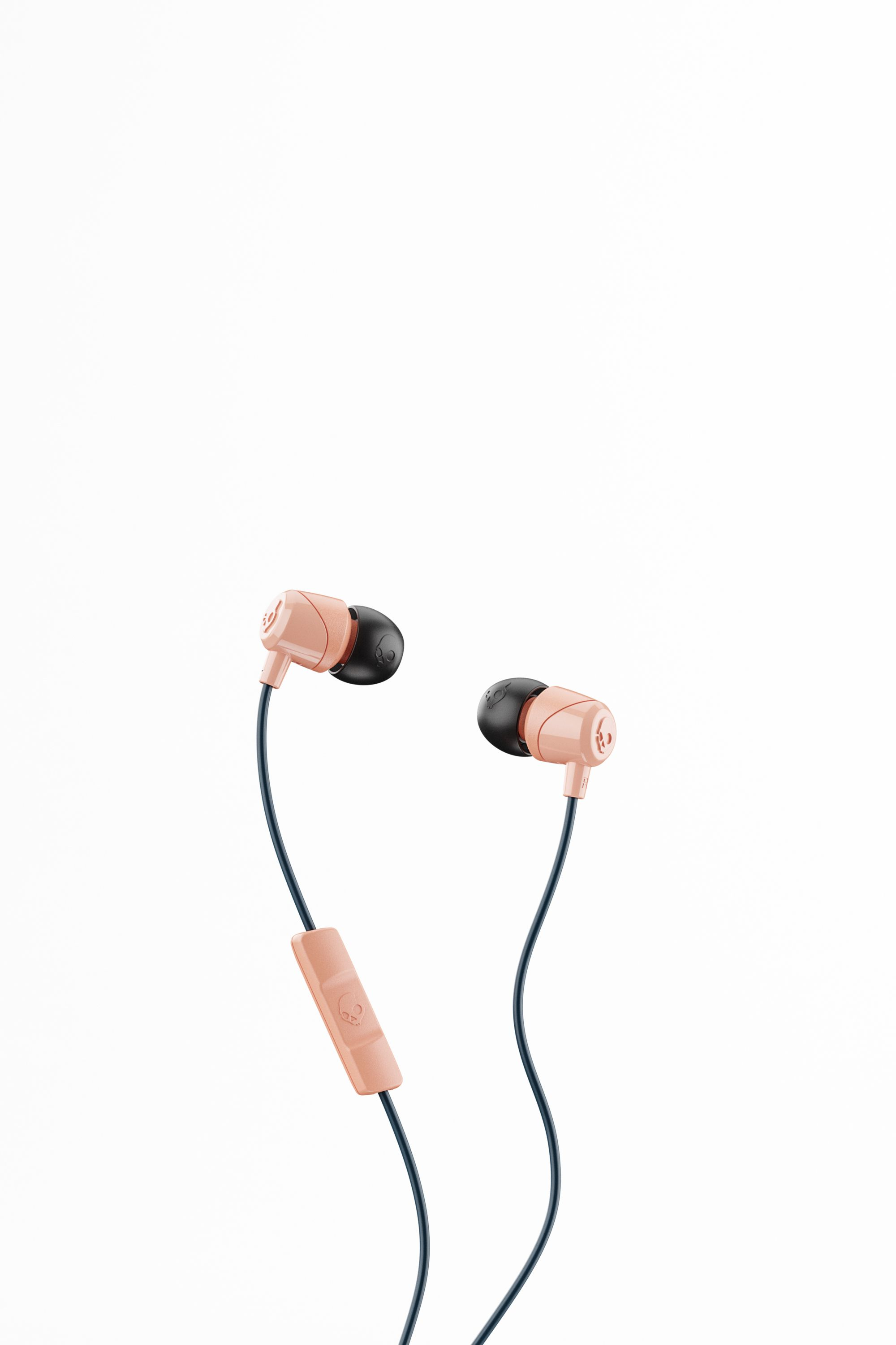 The Jib W Mic Earbuds From Skullcandy Is An Unrivaled Accessory These Quality Earbuds Are Sculpted With Nois Earbuds Skullcandy Headphones Skullcandy Earbuds
