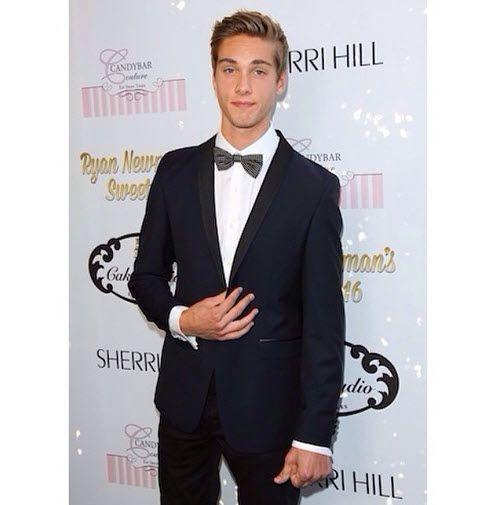 Hot Teen Star Austin