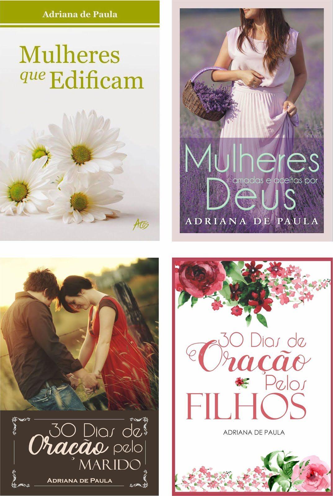 Comprar Meus Livros Com Imagens Oracao Pelo Marido Proposito