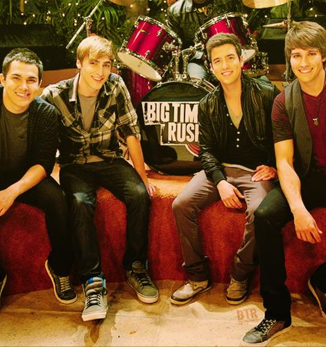Big Time Rush :)) - big-time-rush Photo