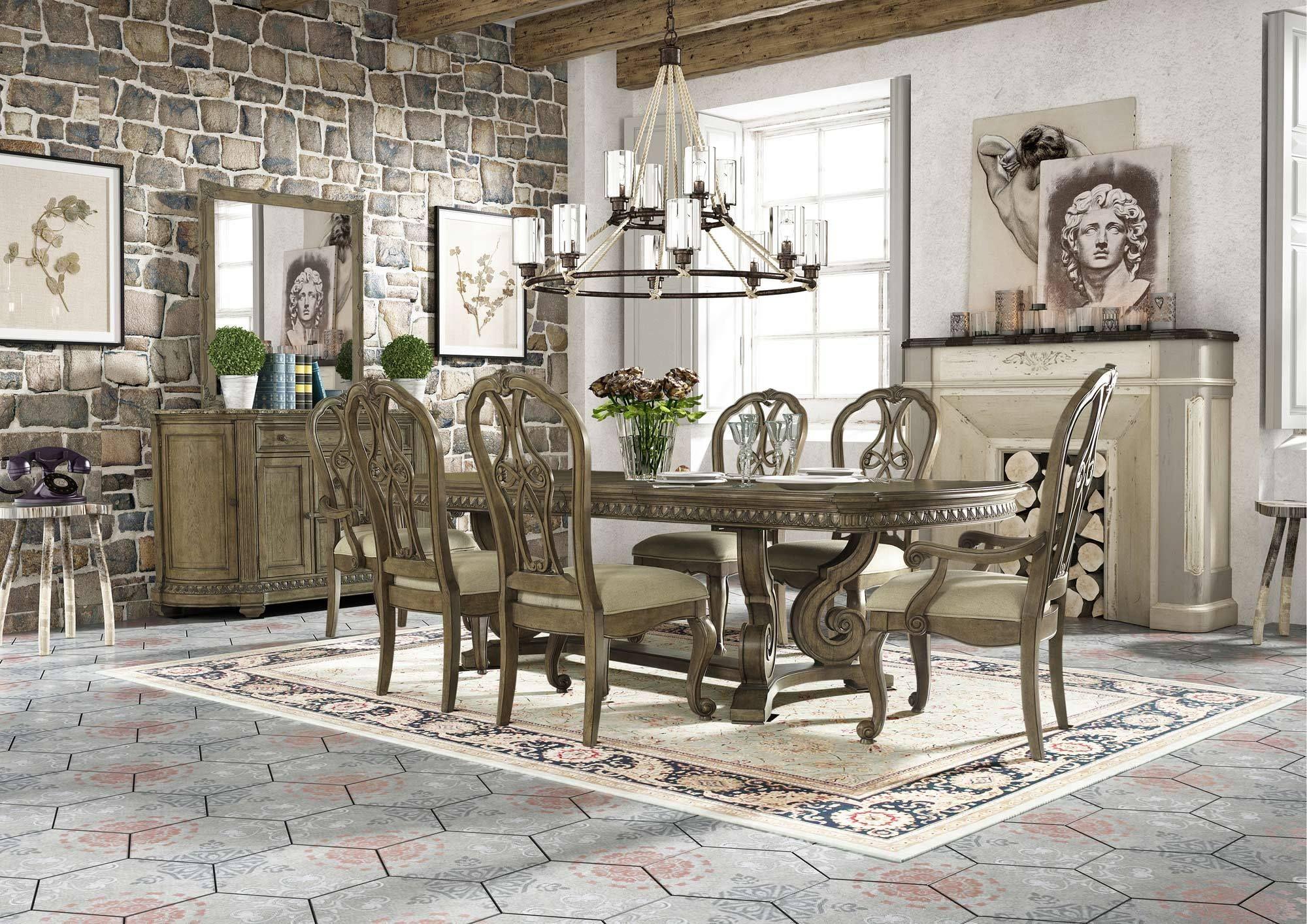 Touraine Dining Room Set | Fairmont Designs Furniture ...
