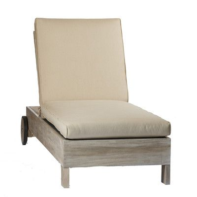 Co9 Design Soho Chaise Lounge With Cushion Amp Reviews