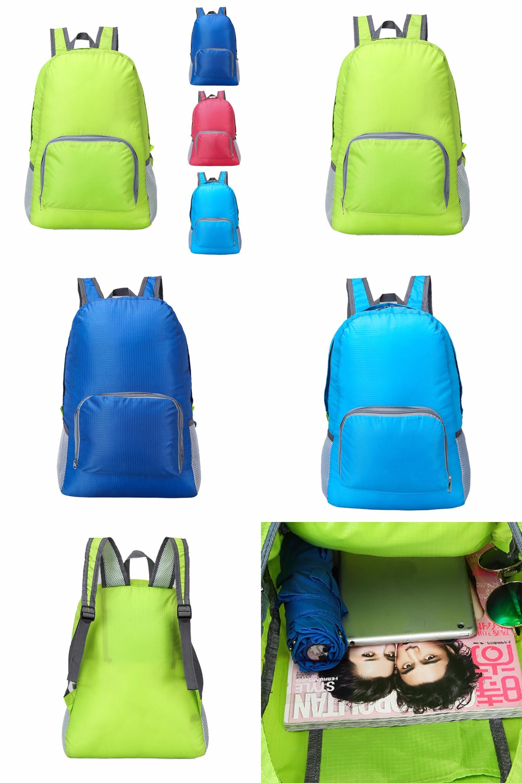 b5dfa8e359b5 Lightweight Foldable Nylon Backpack- Fenix Toulouse Handball