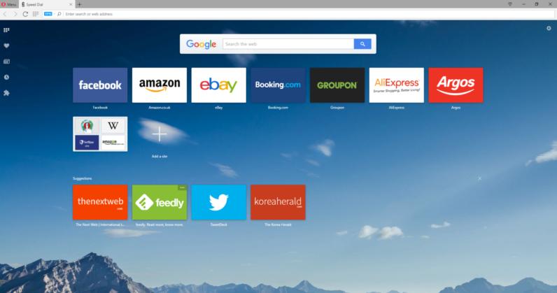 opera browser vpn review