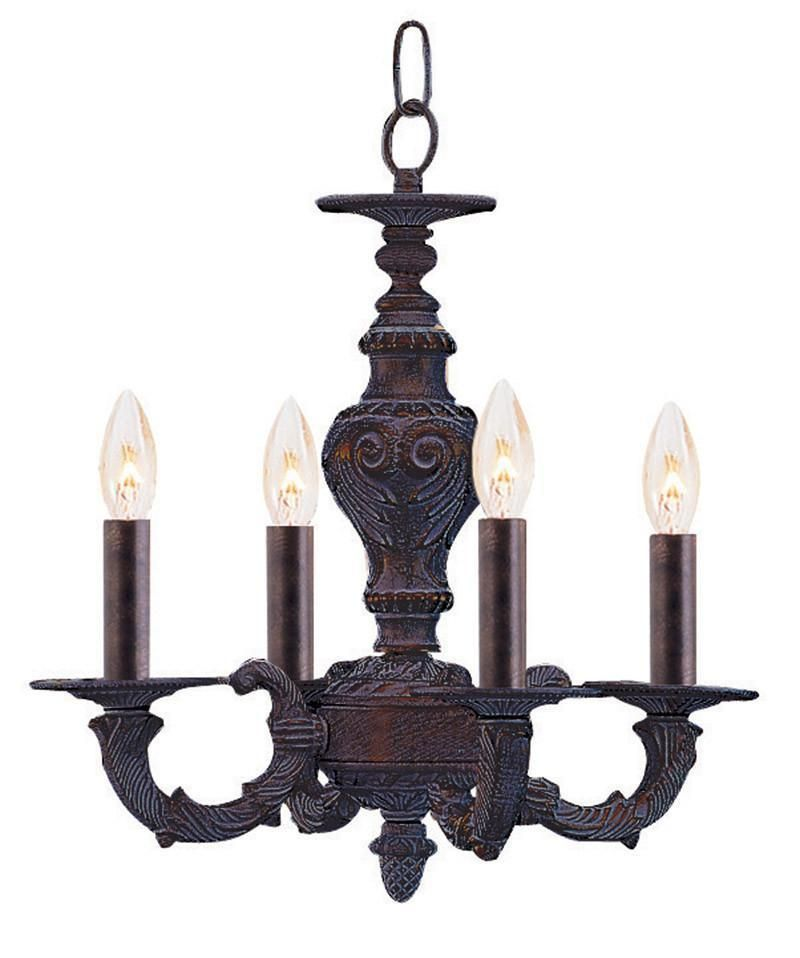Crystorama 5124 vb 4 lights sutton collection wrought iron mini crystorama 5124 vb 4 lights sutton collection wrought iron mini chande aloadofball Gallery