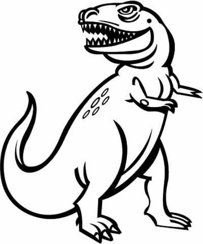 dinosaur coloring pages 2 - Crayons Coloring Pages 2