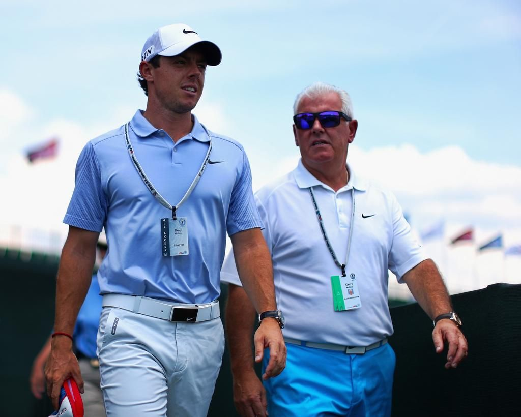 BBC Sport on Rory mcilroy, Father, Sports