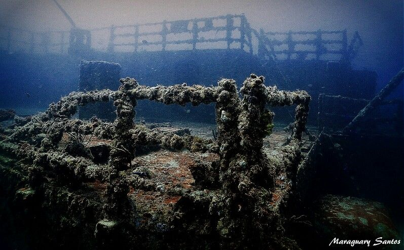 Spiegel Grove Wreck - Key Largo - Florida / USA