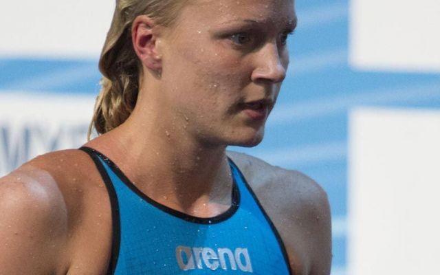 Sarah Sjostrom ha realizzato un'altra grande impresa! Ecco cos'ha fatto La nuotatrice ventiduenne Sarah Sjostrom ha realizzato un'impresa davvero incredibile durante l'evento Champions Crew organizzato per motivare e ispirare i giovani nuotatori svedesi. La giovane campi #sarahsjostrom #nuoto #100m #svezia
