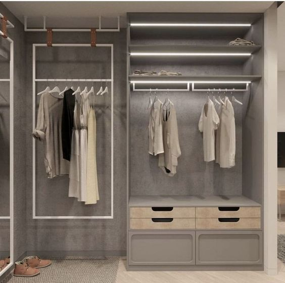 Rustic Living Roomdesign Ideas: 14 Walk In Closet Designs For Luxury Homes
