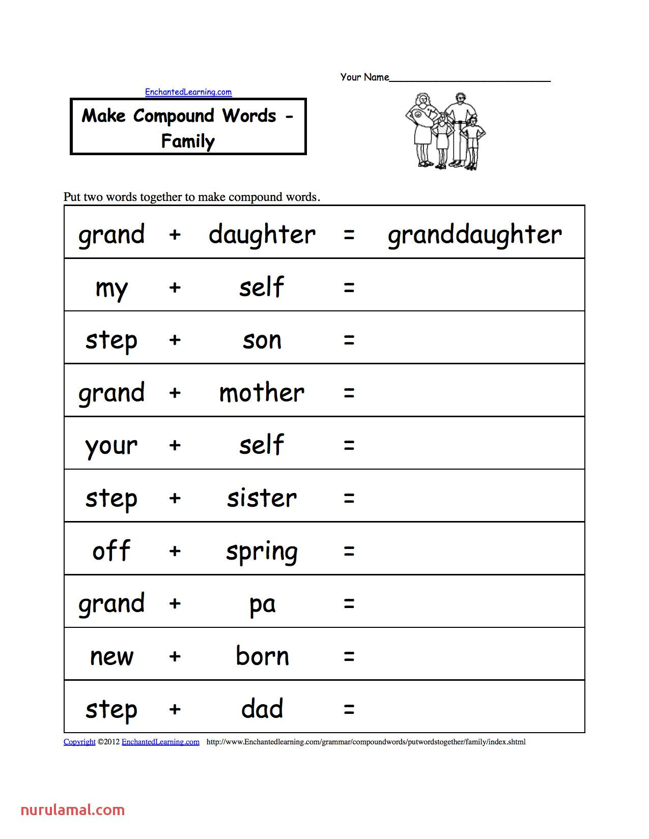 Spring Spelling Worksheet Printable In