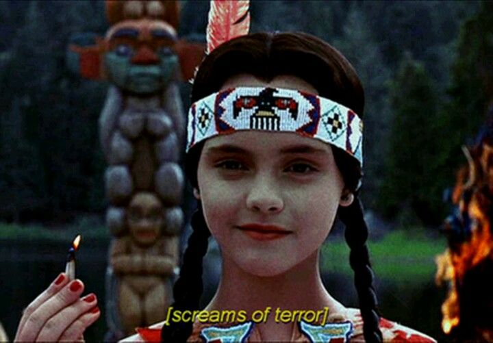 Merlina♥ | Best thanksgiving movies, Addams family values ...Wednesday Addams Indian