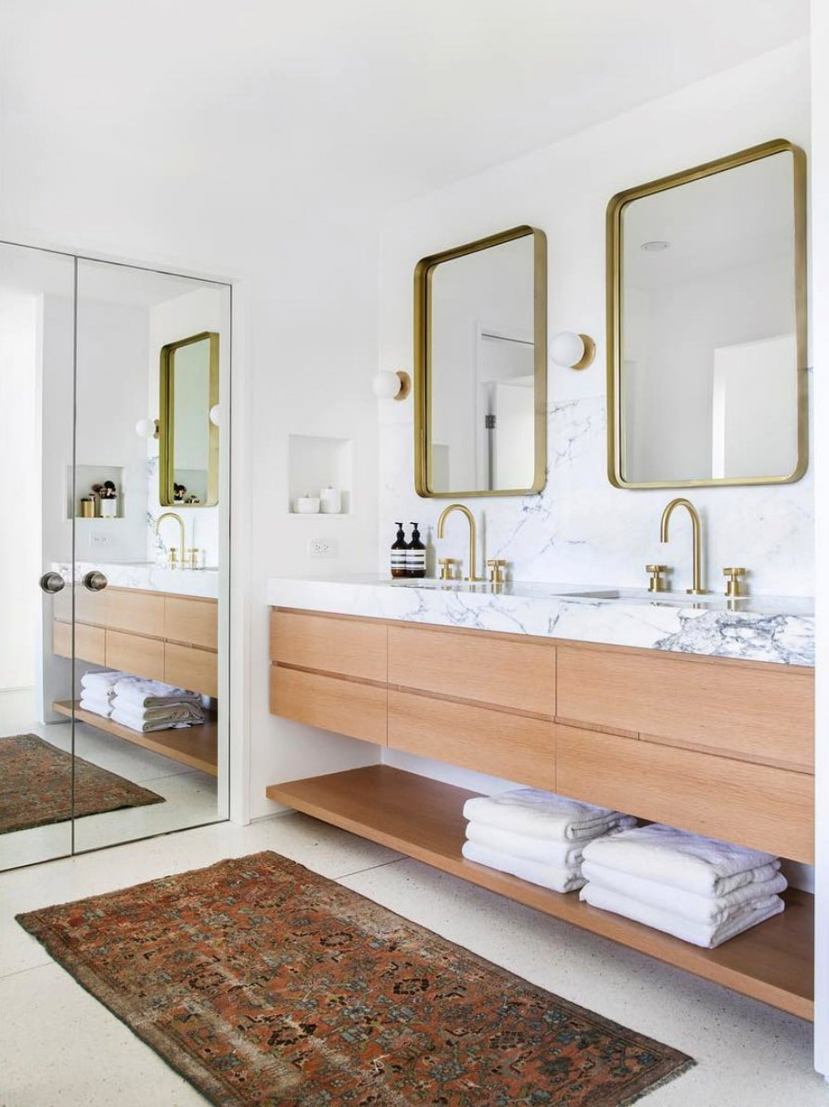 10 Of The Most Exciting Bathroom Design Trends For 2019 Unique Bathroom Modern Bathroom Design Bathroom Trends