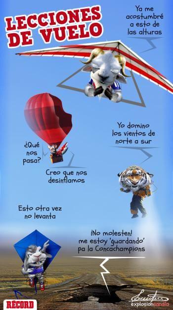 Lecciones de vuelo