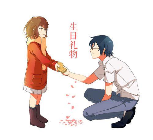 Boku Dake Ga Inai Machi Erased Satoru Fujinuma Kayo Hinazuki Anime Manga Anime Anime Characters