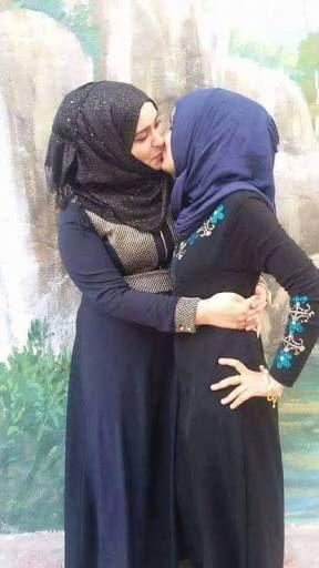 Arab muslim lesbian