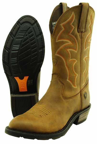 Ariat Ironside Men's Western Work Boots