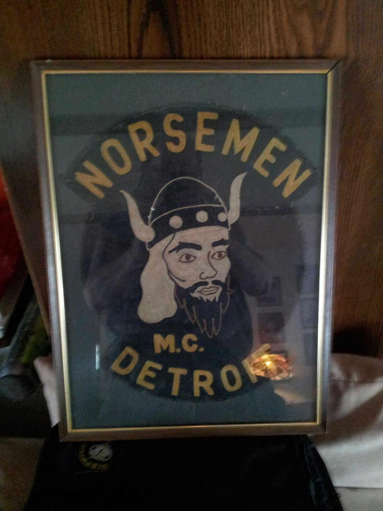 Norsemen MC Detroit merged with Violators MC Detroit in 1973  We
