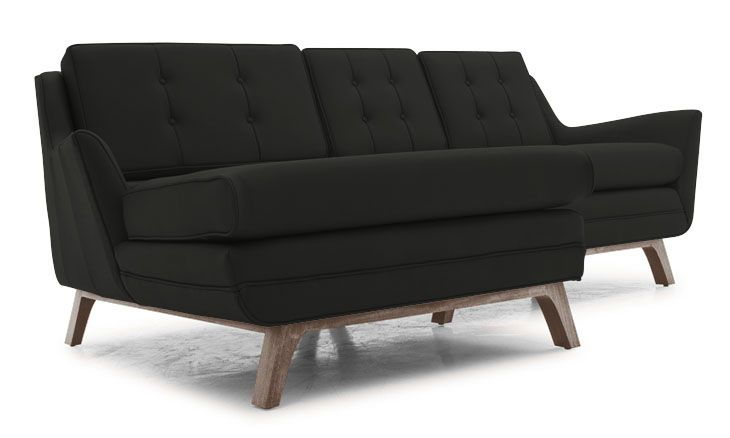 Eastwood Leather Sectional