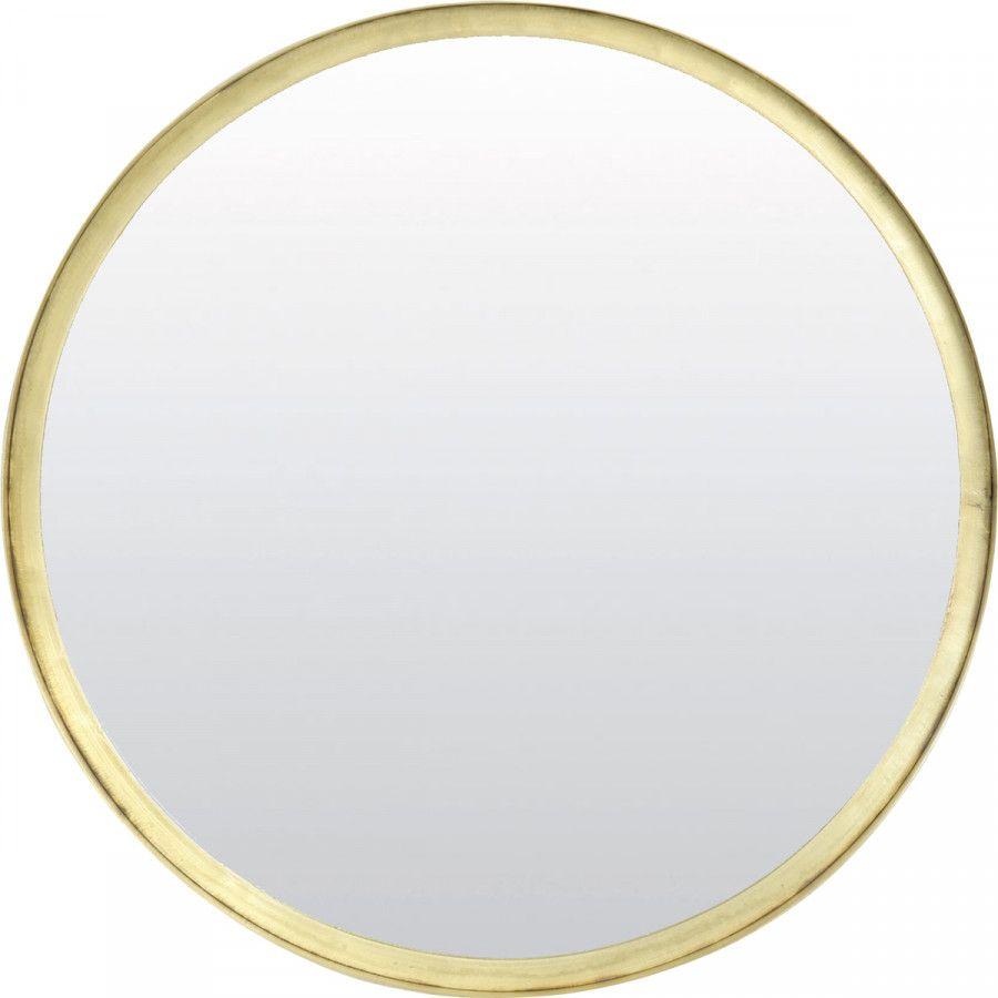 Gouden Spiegel Ovaal.Spiegel Sofia Goud 40cm In 2019 Gouden Spiegels Spiegel