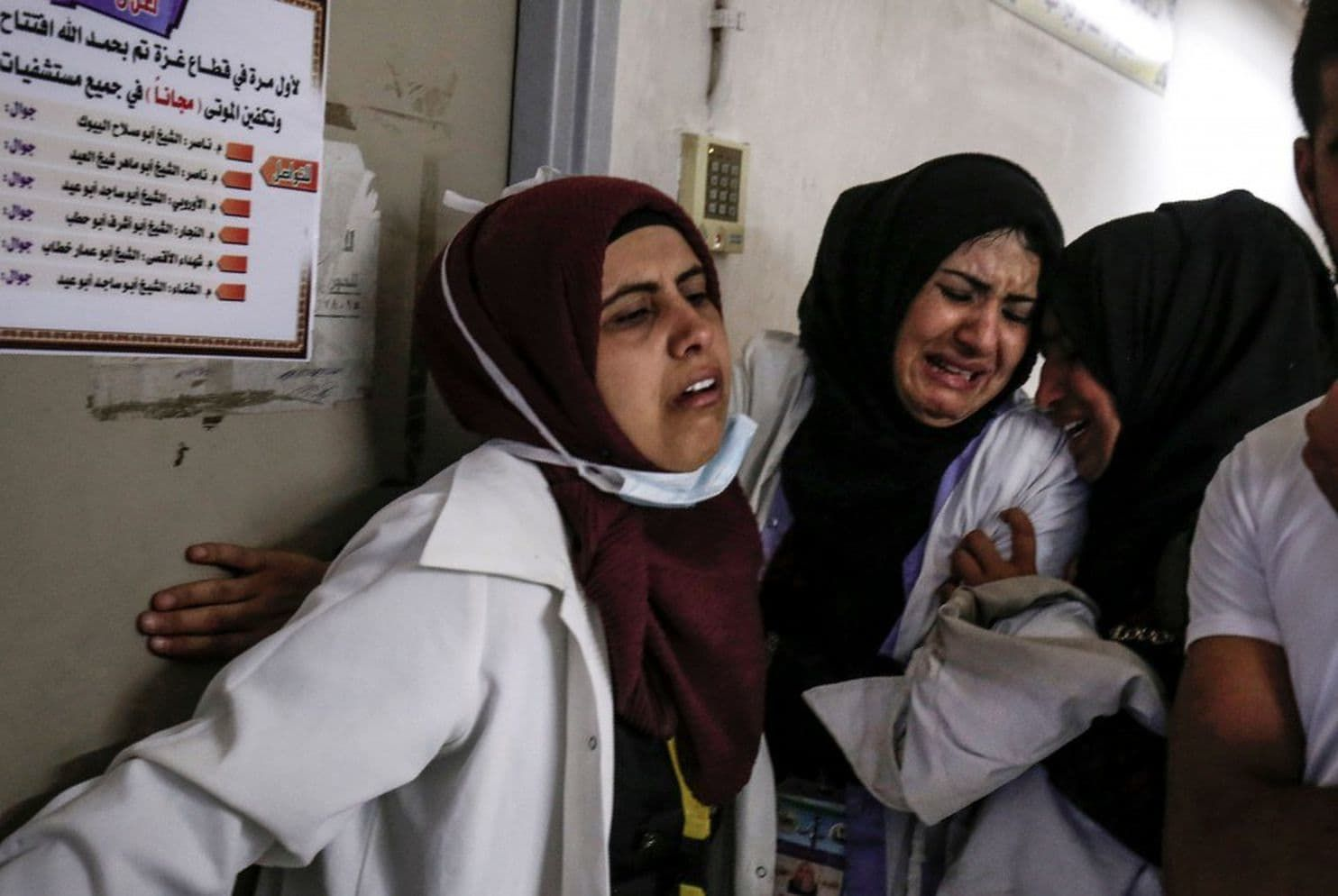 A Palestinian medic was shot dead in Gaza. Now Israel says