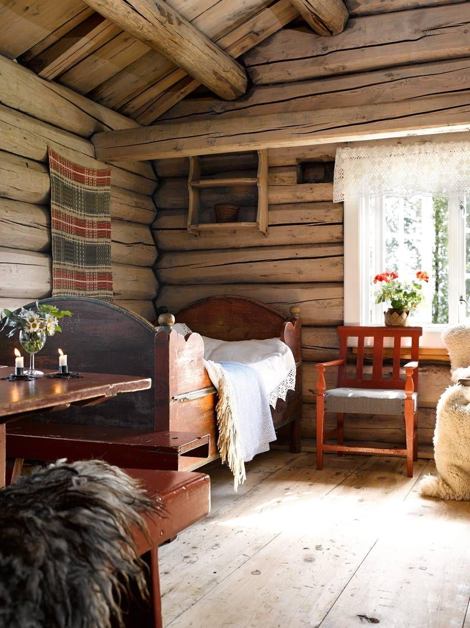 Photo of FAVORITTEN: Dagsengen i stuen er et favorittmøbel. Den er godt brukt og visstno …