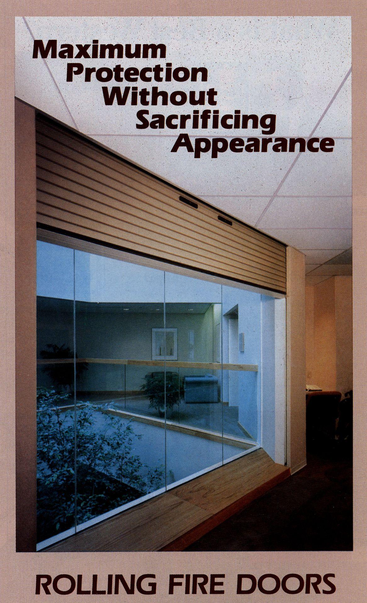 Good Ad In Architecture Magazine