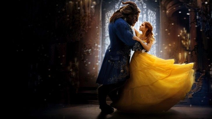 Beauty And The Beast Dancing 2017 Movie Wallpaper With Images