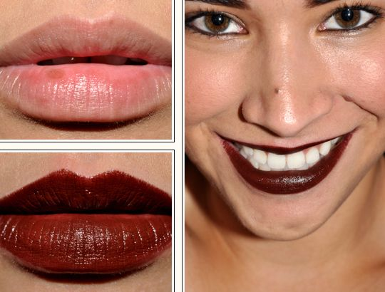MAC Film Noir Lipstick Review, Photos, Swatches | Film noir ...
