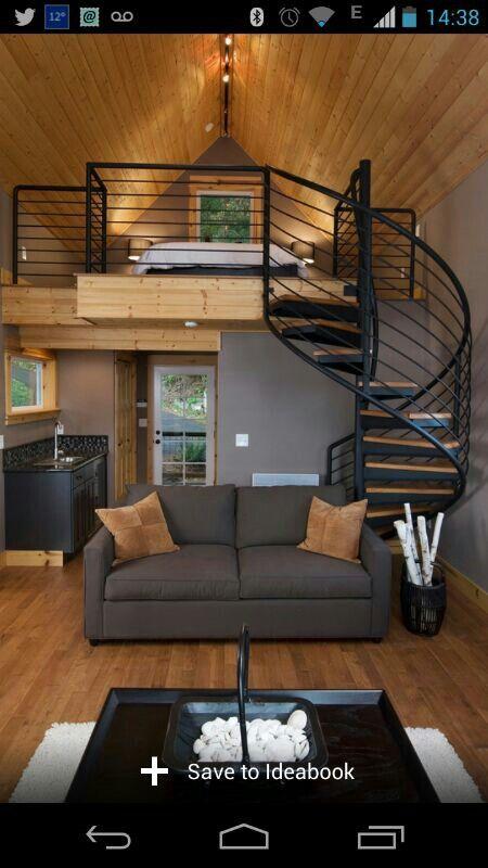Loft doble altura  arquitectura diseo interiores