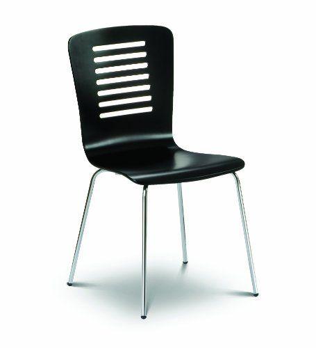 Julian Bowen Kudos Dining Chair (Set of 4 Chairs) by Julian Bowen, http://www.amazon.co.uk/dp/B008D5FUBI/ref=cm_sw_r_pi_dp_J2UOtb14NF86S