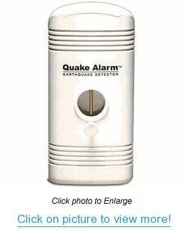 Earthquake Alarm #Earthquake #Alarm