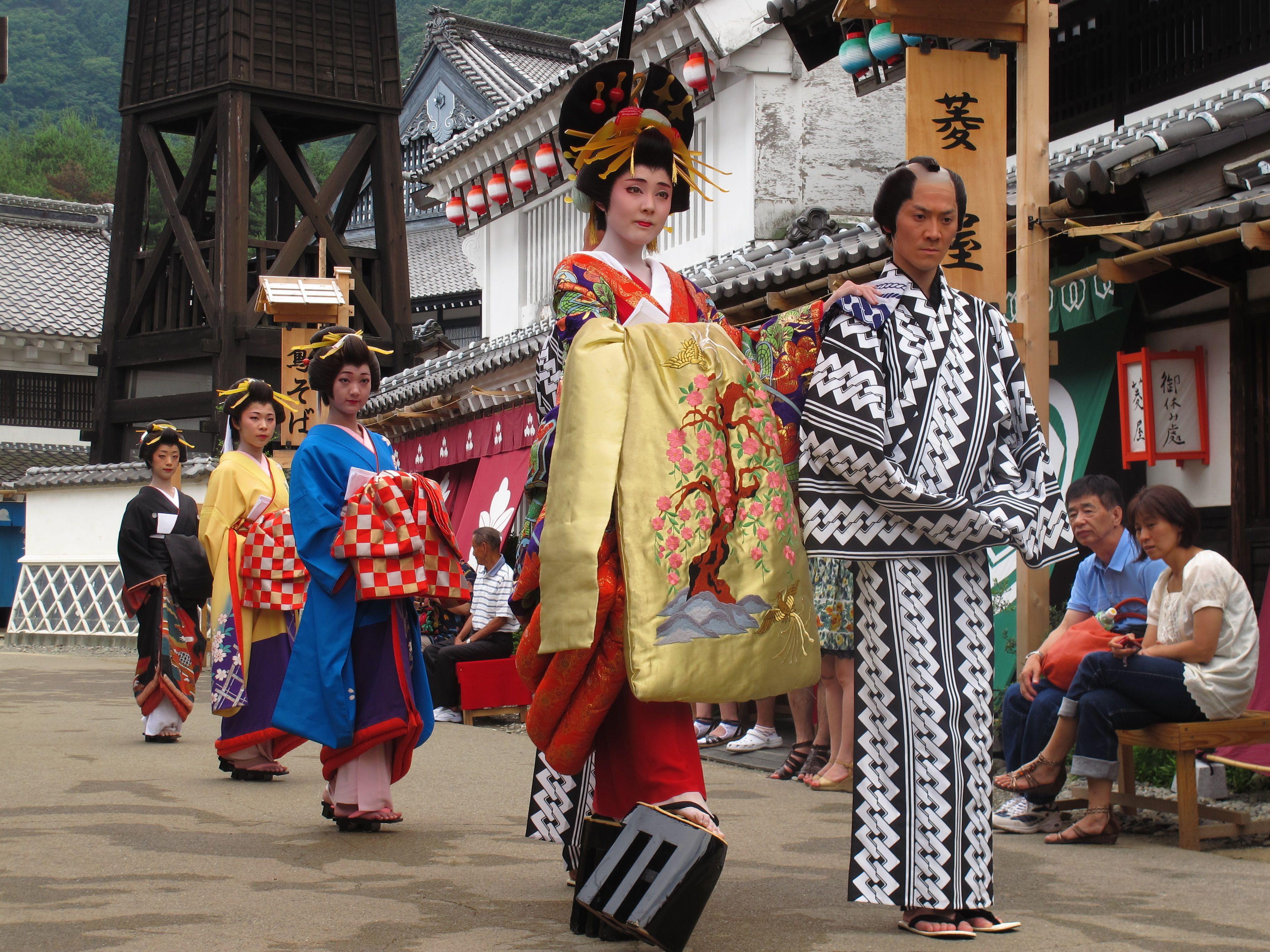 japanese seasonal tradition held - HD3648×2736