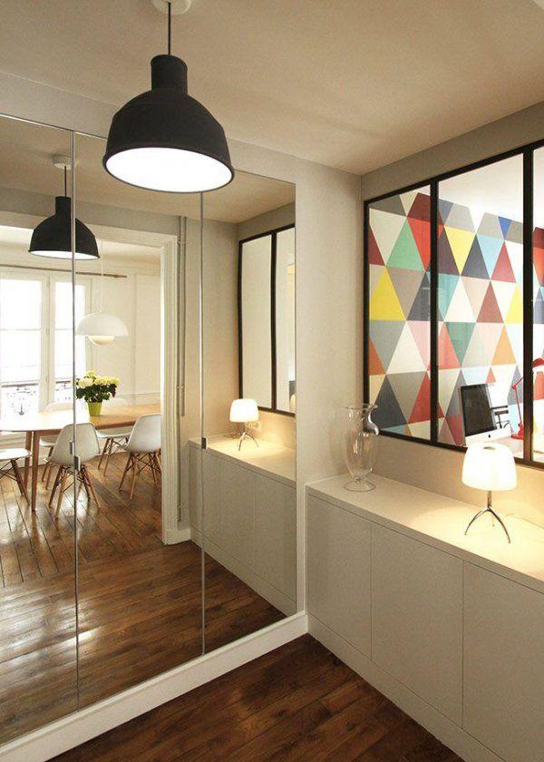5 façons de bien utiliser le miroir chez soi Cupboard doors
