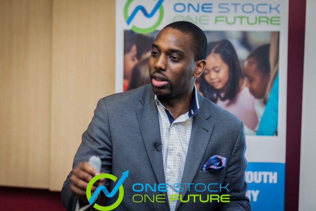 Rendel Solomon, Founder of One Stock One Future