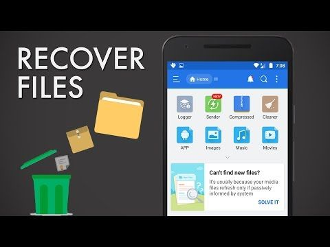 How To Recover Deleted Files From Android Phone Internal Storage