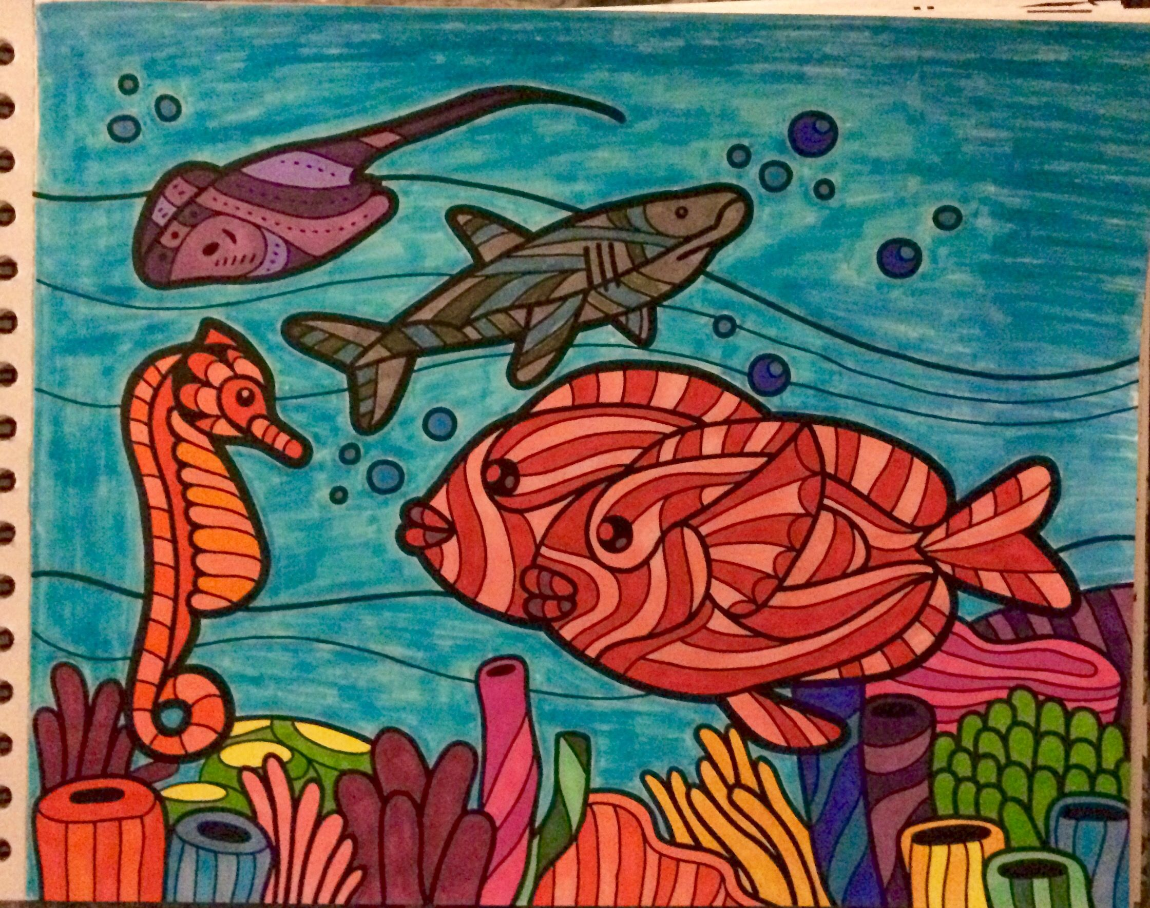 Pin by Cathie Lucas on ColorIt | Pinterest | Wild animals