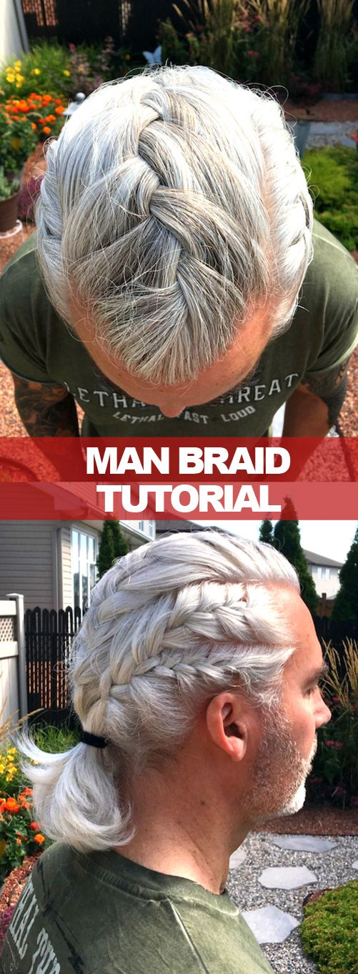 Ever Wanted To Learn How To Braid Your Own Hair I Used To Think