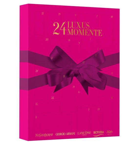 well known top fashion wide range Giorgio Armani Adventskalender 24 Luxusmomente für Damen ...