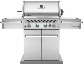 A Review Of Napoleon vs  Weber Gas Grills | Appliance +