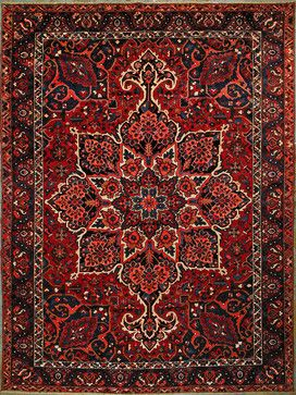 Lots and lots of persian rugs - studio