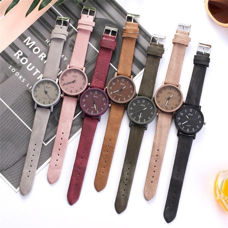 Reloj Retro Simple Para Mujer En 2020 Reloj Retro Relojes Mujer Reloj