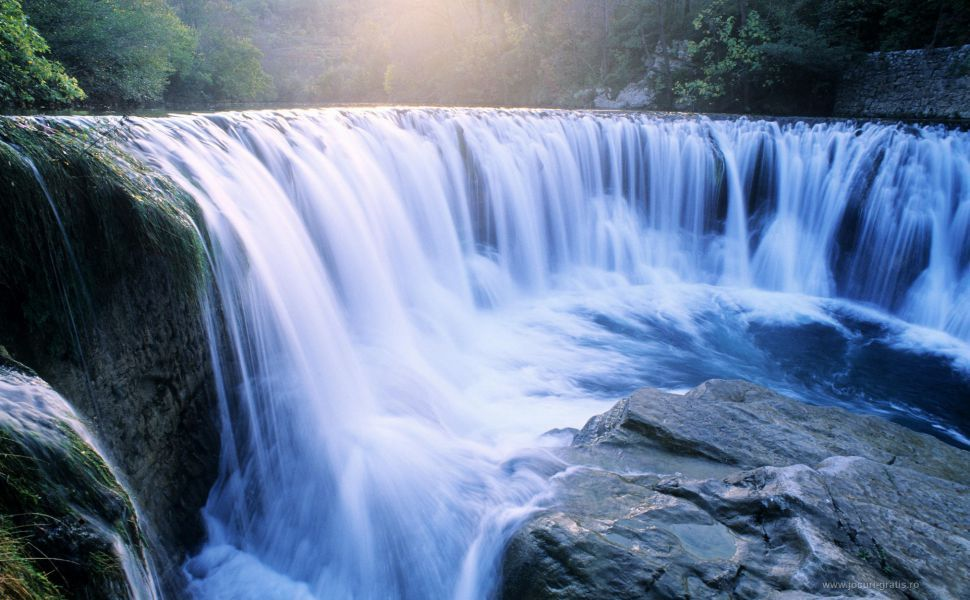 Waterfall Gif Hd Wallpaper Waterfall Nature Desktop Waterfall Wallpaper