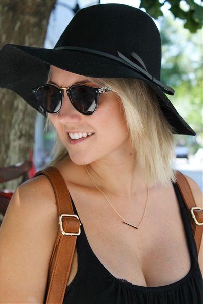 Man-hattin' Fedora Hat