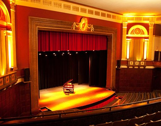 Theatre Theater Architecture Event Venue Spaces Theatre Life