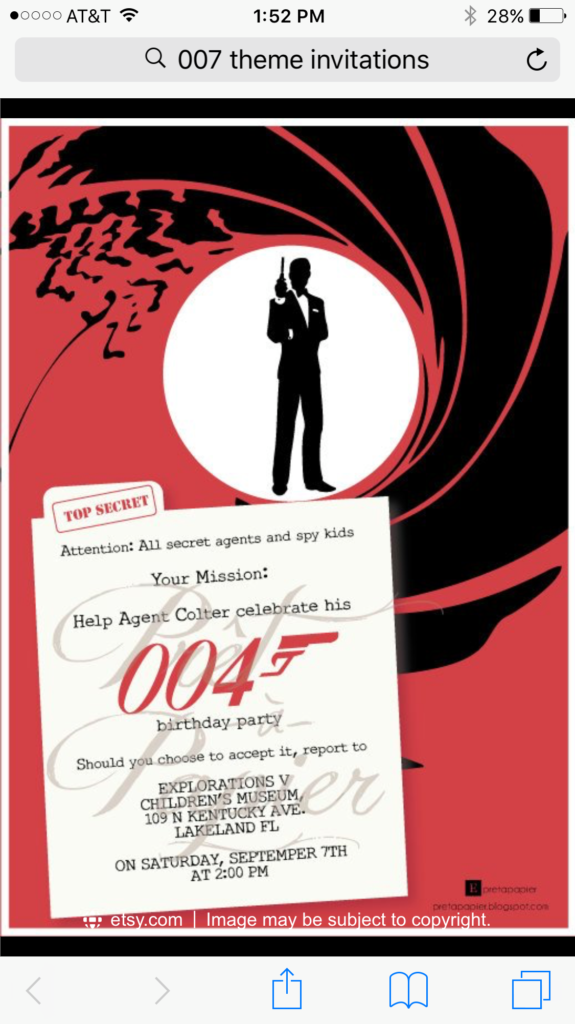 Pin By Anseth Richards On Cheers Royal 007th James Bond Party Invitation James Bond Party Casino Royale Party Invitation