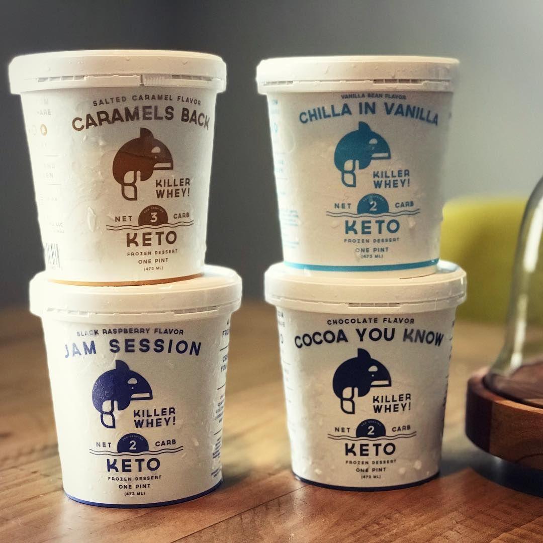 Keto Friendly Ice Cream Brands to Buy Online!   KETO