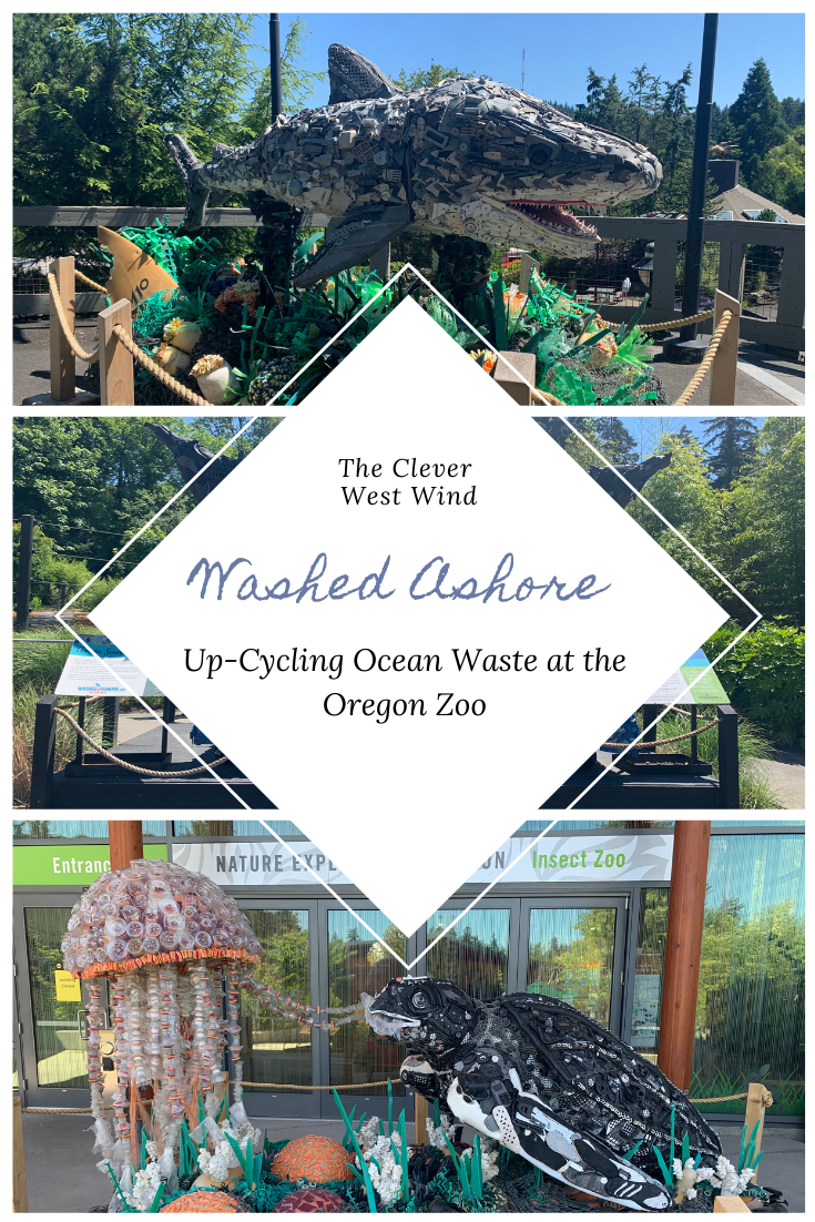 Washed Ashore Up Cycling Ocean Waste At The Oregon Zoo The Clever West Wind In 2021 North America Travel Destinations Travel Bucket List Usa Usa Travel Destinations