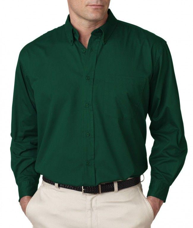 40++ Forest green dress shirt information
