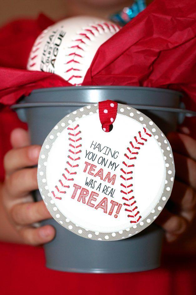 Photo of Free Baseball Tags + Rice Krispies Treats®